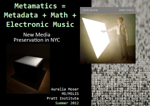 Metamatics pdf coverpage