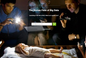 Human Face of Big Data
