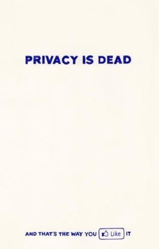 privacyIsDead