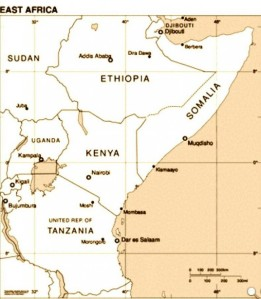 EAC Map