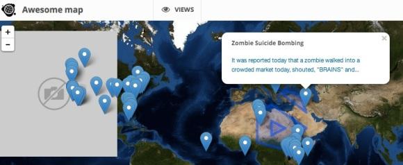Ushahidi V3: Soon with more maps + graphs!